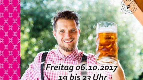Oktoberfest mit Festbier & Weißwurst