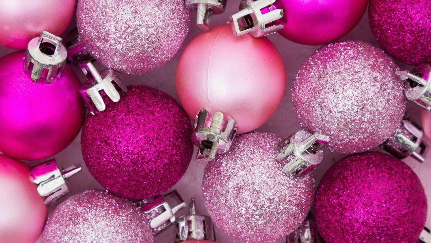 Pink Weihnachtsmarkt
