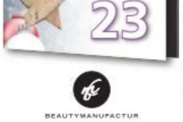 Der Beautymanufactur Adventskalender – Tag 23