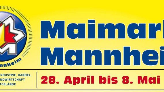 Besuche Deine Beautymanufactur auf dem Mannheimer Maimark