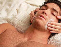 Gesichtsbehandlung Männer Beautymanufactur