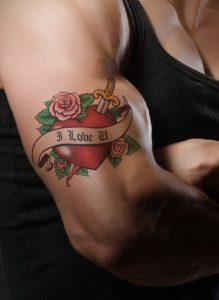 Tattoo Entfernungen