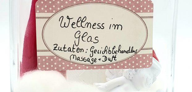 Die Geschenkidee: Wellness im Glas