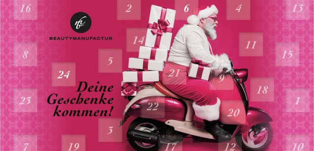 Santas Beautymanufactur Adventskalender 2019