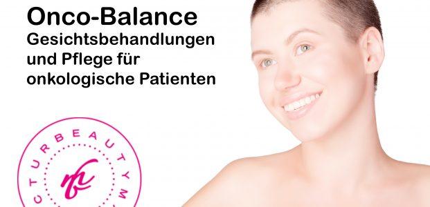 Gesichtsbehandlung für onkologische Patienten