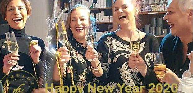Happy New Year 2020 – Öffnungszeiten