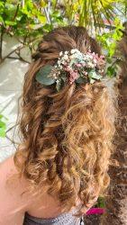 Brautstyling Mannheim Nachher - Haare